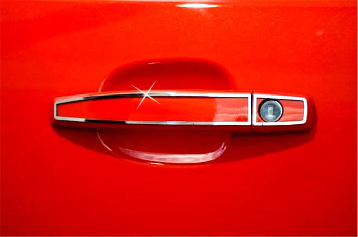 Camaro Door Handle Trim